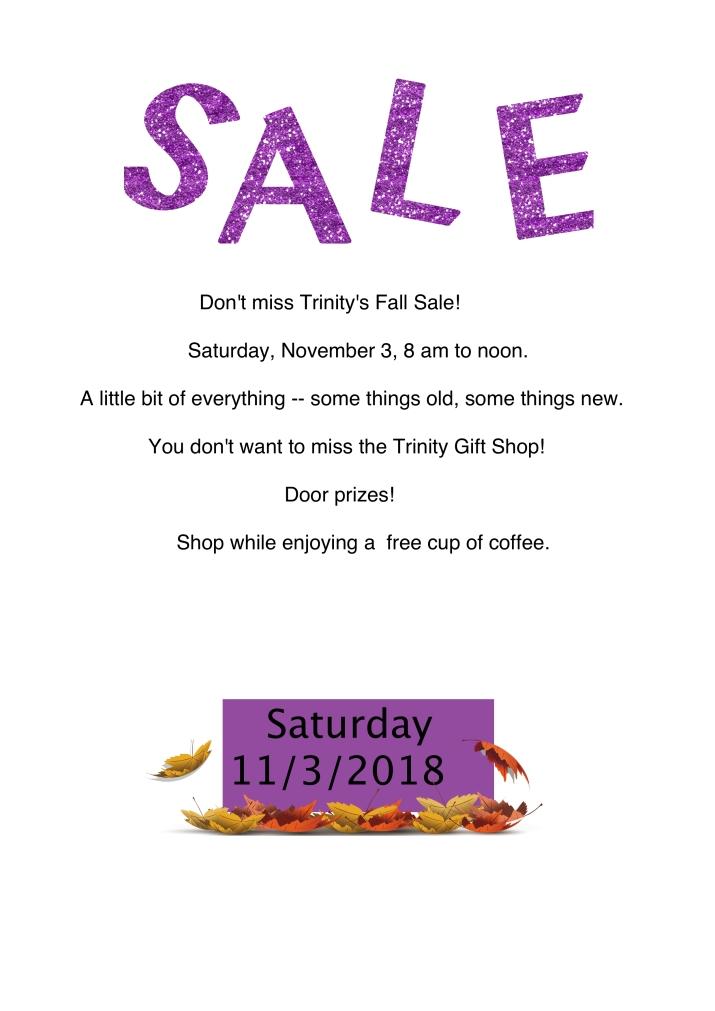 Falls sale